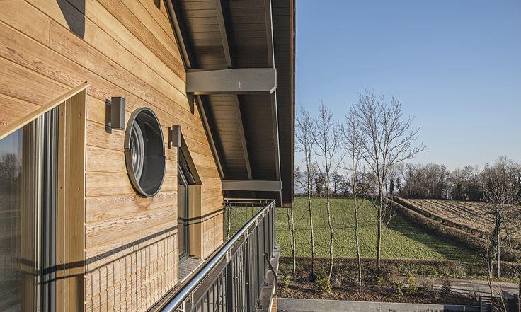 #Fertighaus #holzbauweise #weberhaus #holzverschalung #architektenhaus
