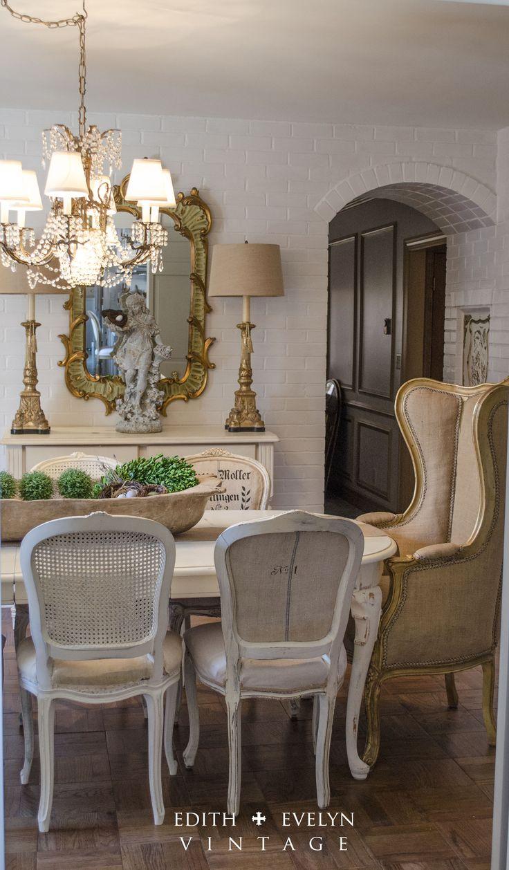 Französisch Speiseräume, Formale Esszimmer, Französisch Häuser, Französisch Stil,  Französisch Land, Vintage Bauernhaus, Französisch Interieurs, Zimmer Ideen  ...