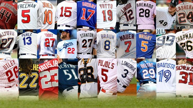 MLB jersey numbers likely to be retired next Jersey