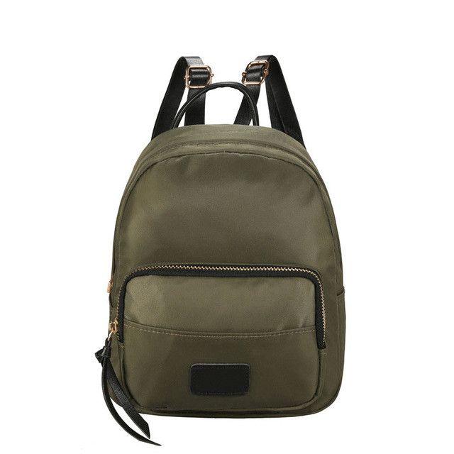 Osmond Women Backpack Oxford Small Backpacks School Bag For Teenage Girls 2017 Fashion Mochilas Travel Back Pack