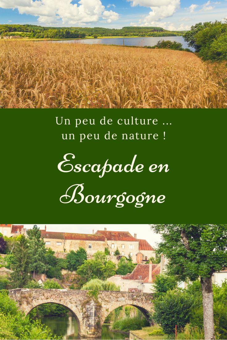 Récit de notre petit weekend dans le parc régional du Morvan au coeur de la Bourgogne. Entre activités culturelles et naturelles on ne s'ennuie pas !
