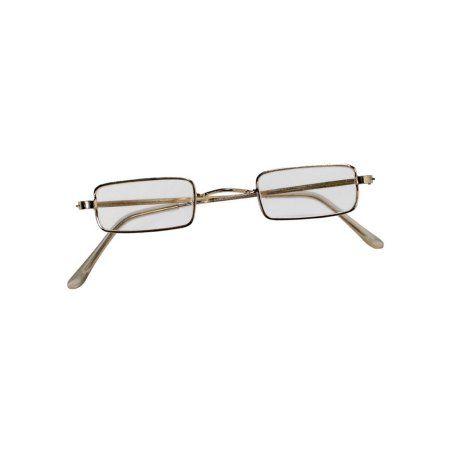 Square Framed Glasses Adult Halloween Accessory, Adult Unisex, Multicolor – Walmart