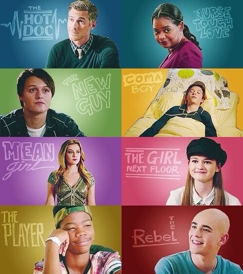 starrymag:  Red Band Society.