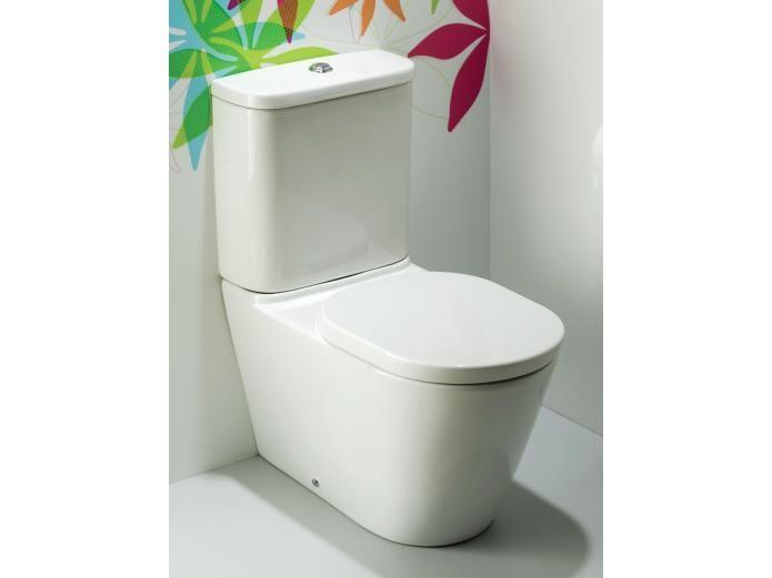 Ideal Standard Tonic BTW Close Coupled Toilet Suite