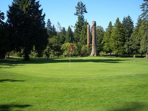 Hidden Gem Alert: Stanley Park Pitch and Putt | Inside Vancouver Blog