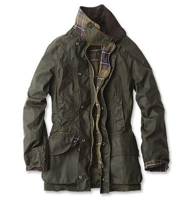 Rain wax jacket Barbour+Classic+Beadnell+Jacket+For+Women+-+Barbour%26%23174%3b+Classic+Beadnell+Jacket+--+Orvis on Orvis.com!