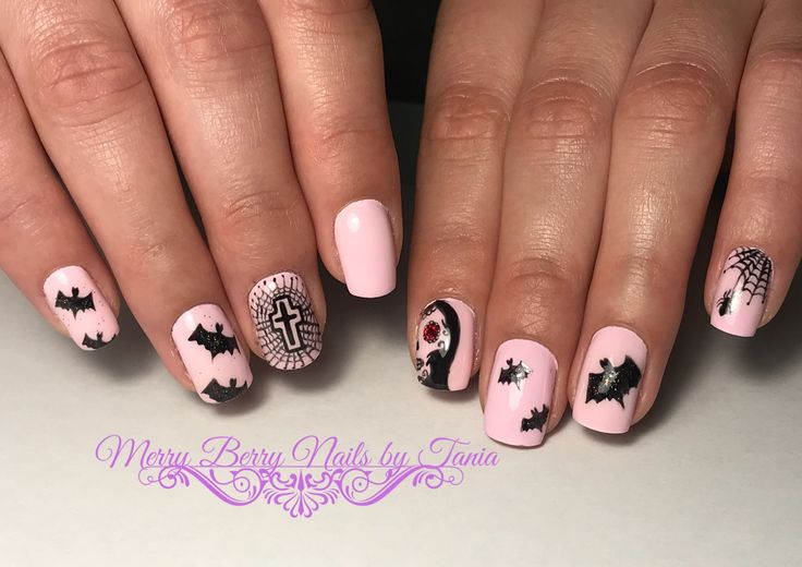 #halloween #halloweennails #halloweenideas #crazyhalloween #nails #nailart #naildesign