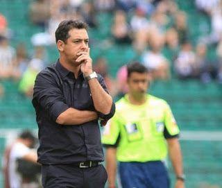 Blog Esportivo do Suíço:  Paysandu anuncia Marquinhos Santos como novo treinador