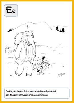 Images et textes rigolos pour découvrir les animaux