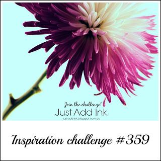 "Just Add Ink: Just Add Ink #359...""Inspiration"""
