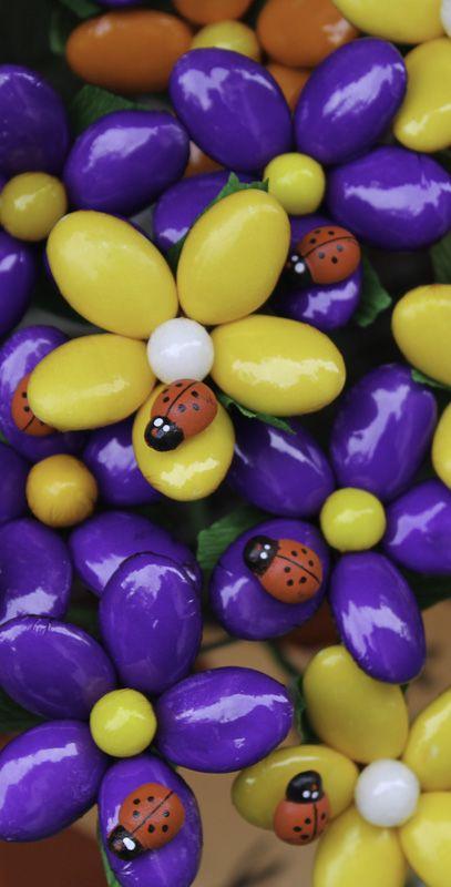 Confetti from Sulmona in Abruzzo, Italy