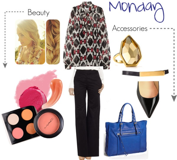 perfect monday office outfit ideas 12