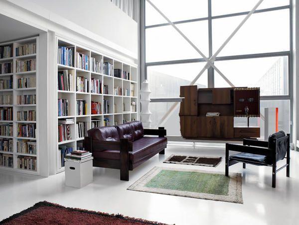 5 loft moderni open space da Milano a Londra - Elle Decor Italia