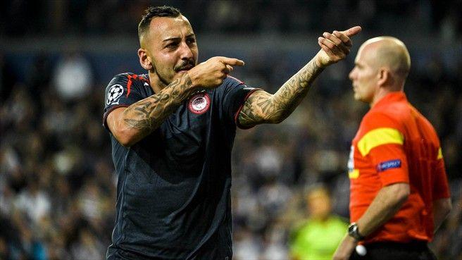 Anderlecht - Olympiakos 0-3 #Mitroglou #UEFA_Champions_League