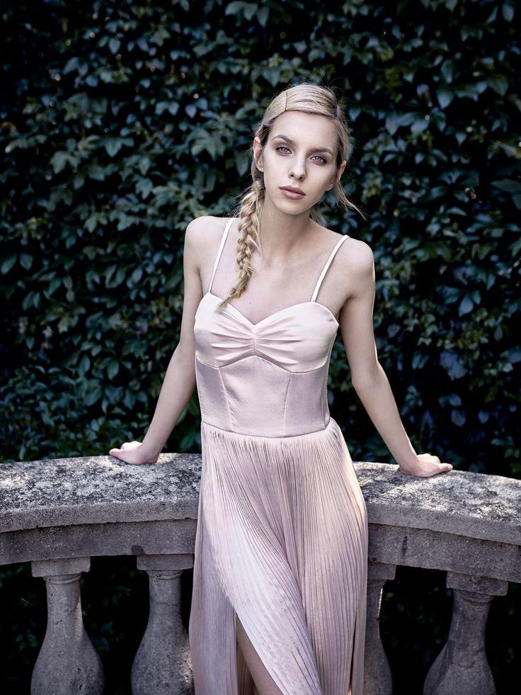 Photo: Zoltan Mihaly  Model: Cristina Oltean Mua: Ioana Malai  Hair: Leve Iuhos