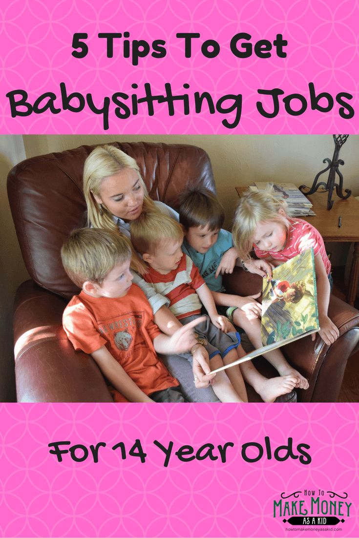 Easy Babysitting Jobs For 14 Year Olds Babysitting Jobs