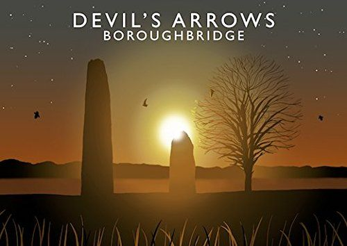 Devil's Arrows, Boroughbridge Art Print (A3) Chequered Ch... https://www.amazon.co.uk/dp/B07415J25G/ref=cm_sw_r_pi_dp_x_Xf5BzbGZTBQ5A