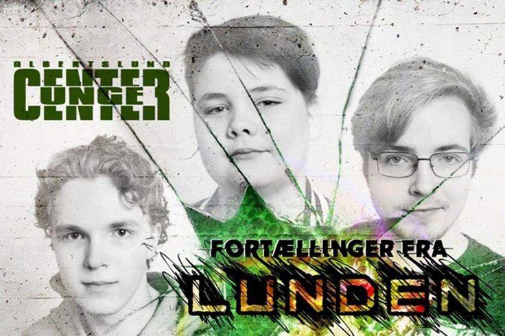 Unge opfører fortællinger fra Lunden