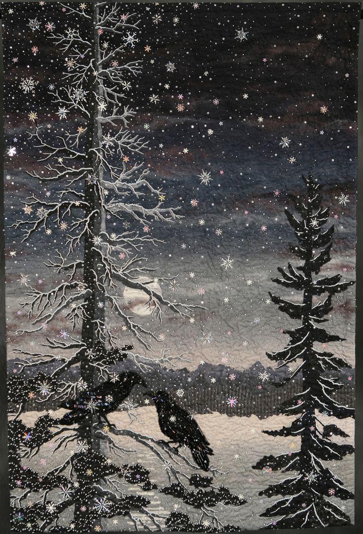 """Ravens of Eagles' Crest"" by  Thom C Atkins"