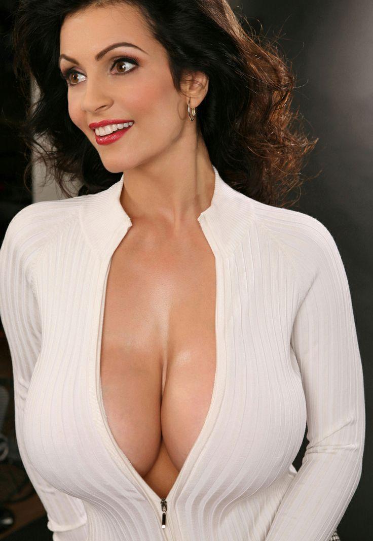 Denise Milani Great Tits  Nice Body  Pinterest-8024
