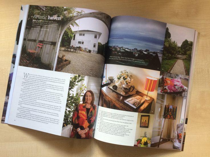 P50-51 of March 2015 FishHead Magazine.