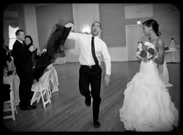 One of the best low budget wedding videos I've ever seen.