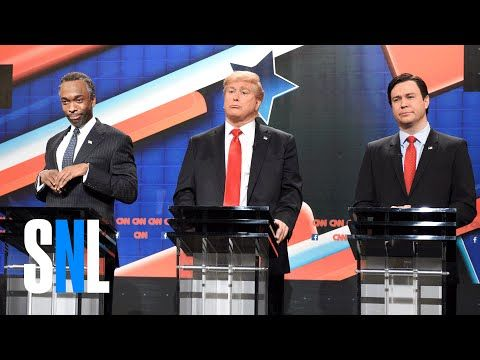 SNL perfectly captured the dynamics of the Republican presidential race