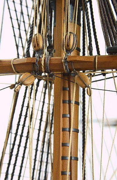 Модели парусных кораблей HMS Victory