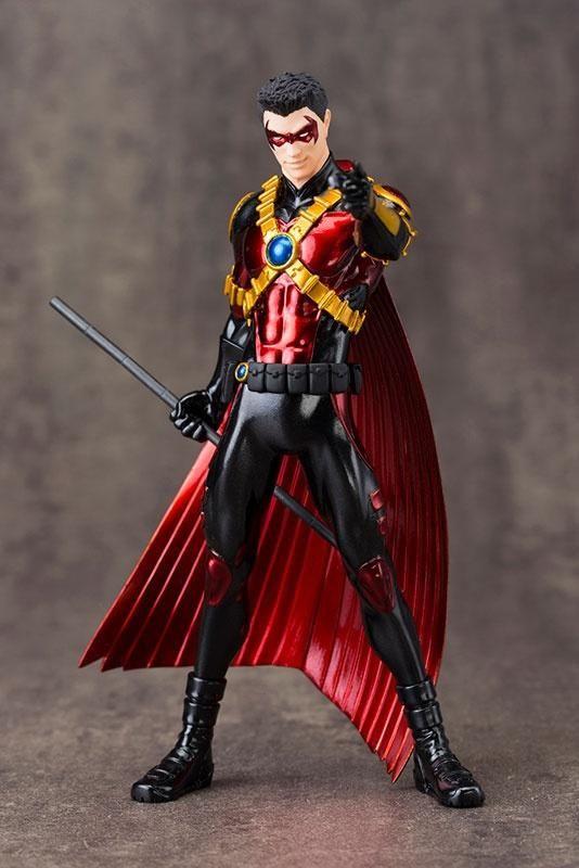 O Red Robin της σειράς Artfx+ της Kotobukiya  http://www.efantasy.gr/el/product/80493/dc-comics-new-52-artfx-series-red-robin-statue