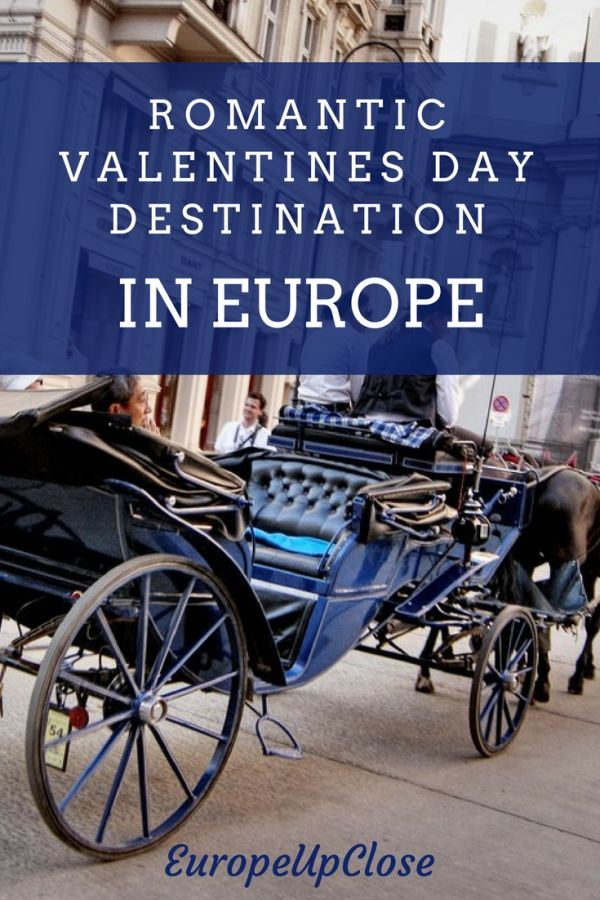 Nothing is more romantic than a trip to Europe to make memories with your loved one! Here are the most romantic Valentines Day Destinations in Europe.