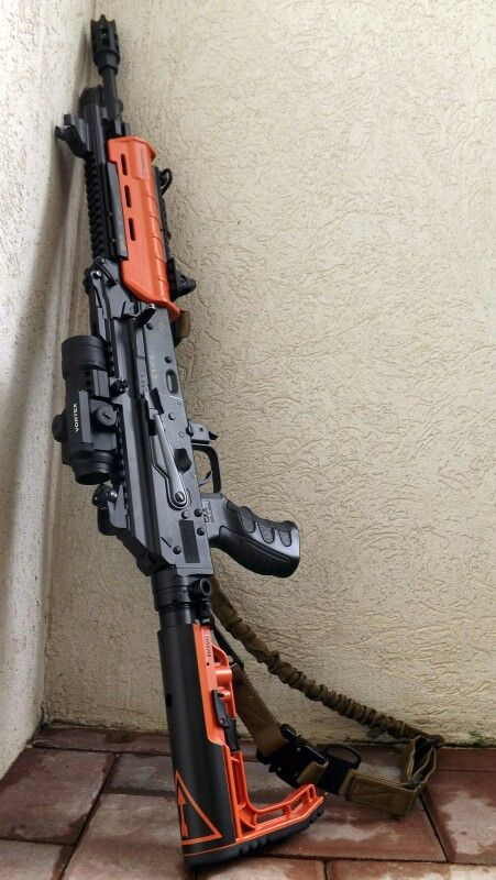 Custom AK-47 AK-47 Loading that magazine is a pain! Get your Magazine speedloader today! http://www.amazon.com/shops/raeind