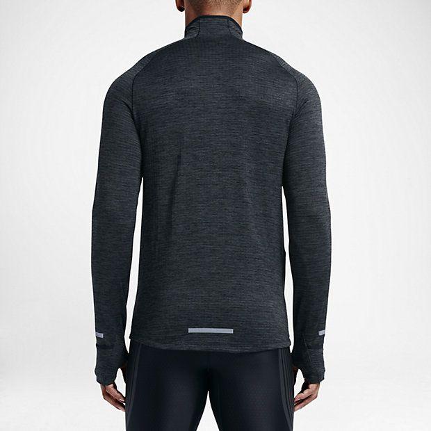 Мужская футболка для бега с длинным рукавом Nike Sphere Element