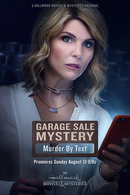 Garage Sale Mystery: Murder By Text 2017 full Movie HD Free Download DVDrip
