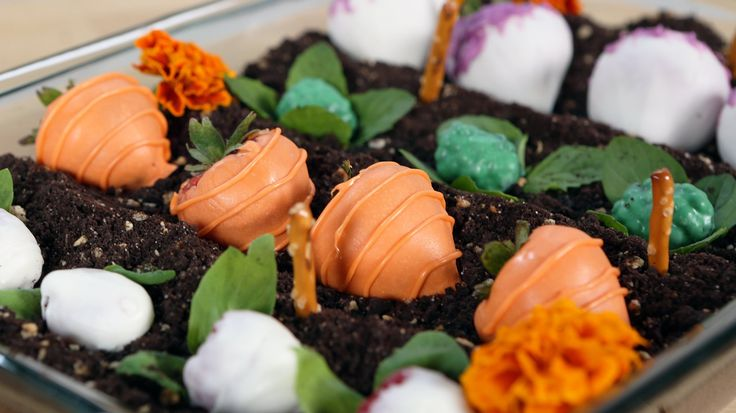 You're Going to Dig This Garden Cake: This is the dessert people won't be able to stop talking about!