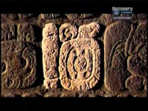 El Código Maya, documental 3/4 por Canal Discovery