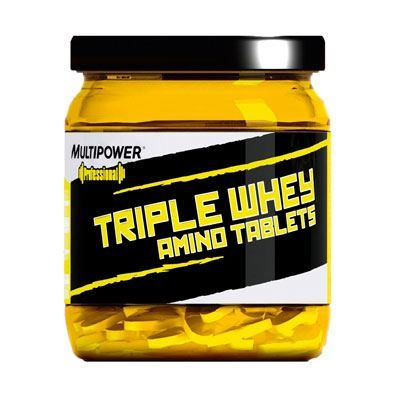 Multipower Triple Amino Whey 300 Tablet