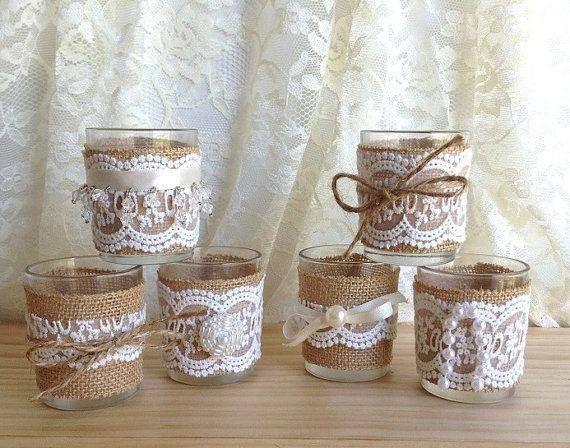 Oltre 1000 idee su candele in vasetti su pinterest barattoli di vetro vasi e fragranza oleosa - Vasetti vetro ikea ...