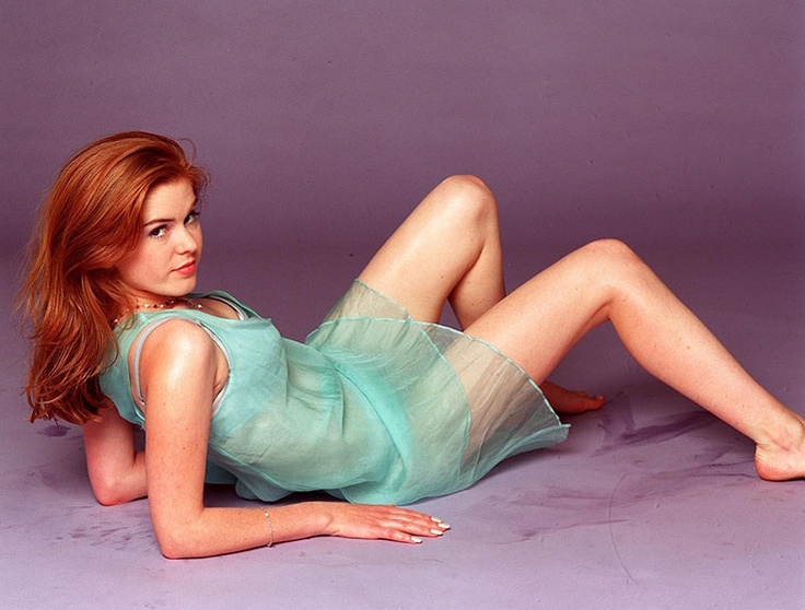 Isla Fisher by Stephen Perry,1998   l a d y in red   Pinterest   Isla fisher and Fisher