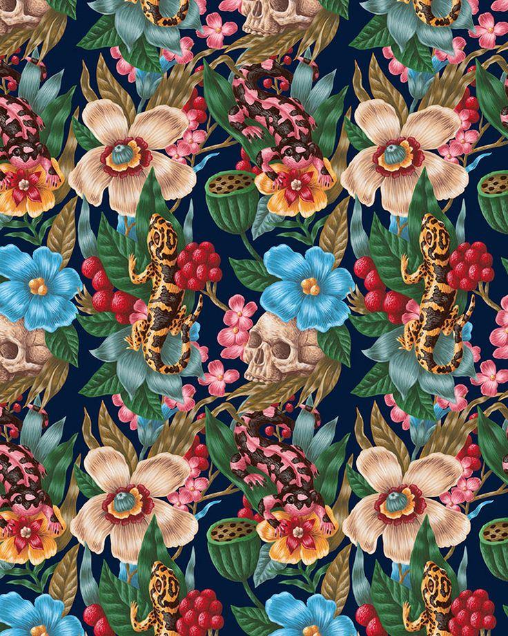 Bien-aimé 103 best Textile Design/Pattern images on Pinterest | Design  LX11