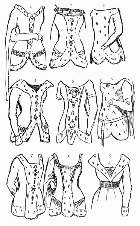 14th century short surcoat, must research more!