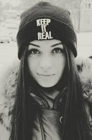 Фото одной красивой девушке