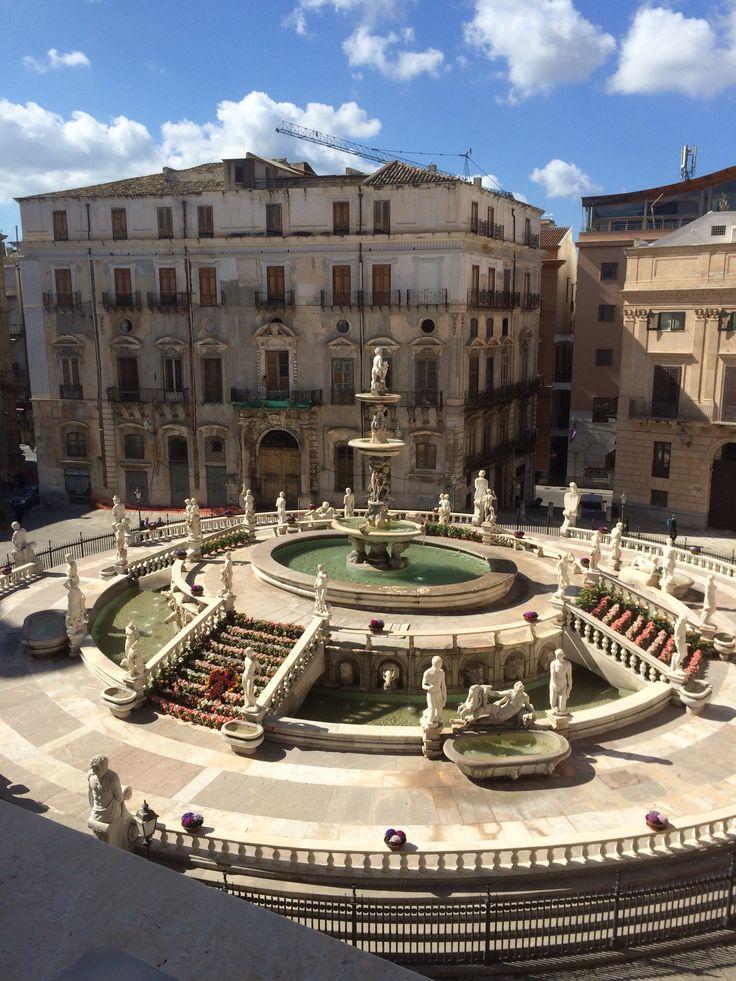 Palermo, Sicily, Ristretto Italy