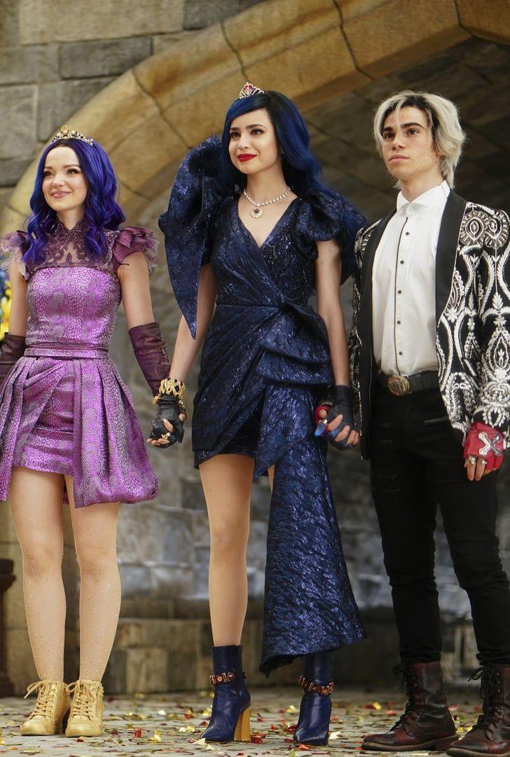 Exclusive: The Cast of Descendants 3 Break Down That