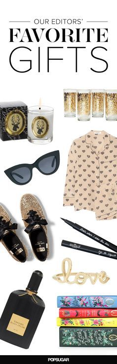 All of the gifts the POPSUGAR Love editors have on their wish lists!