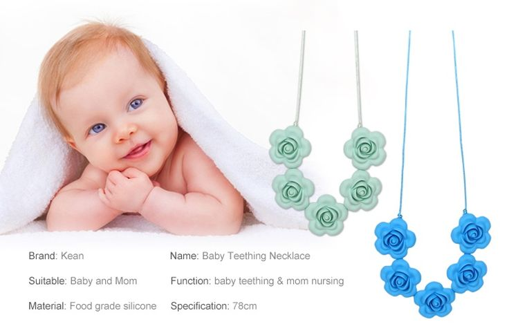 wholesale teething necklace