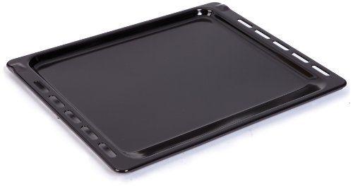 Bauknecht Lèchefrite émaillée/anti-rayures/Convient également pour divers modèles de Whirlpool, Ikea et ALGOR: Pièce d'origine constructeur…