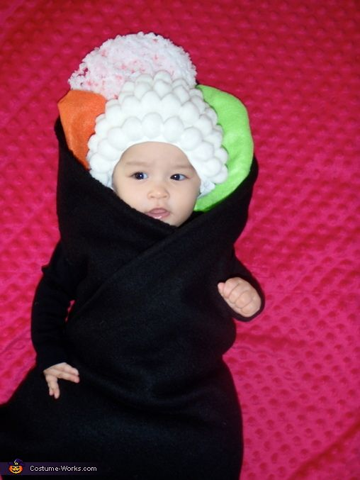 Kalifornia Hand Roll Halloween Costume Contest At