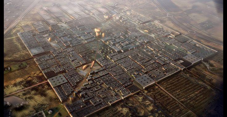 Masdar City, il futuro è senza petrolio – Valigia Blu