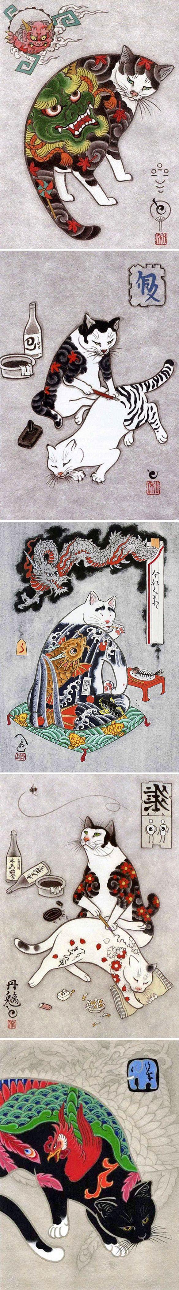 incredibly interesting and beautiful  kazuaki horitomo