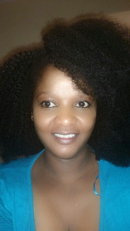 My fro and I